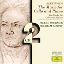 Beethoven: The Music for Cello and Piano/Pierre Fournier, Wilhelm Kempff