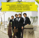 Ives: String Quartets Nos. 1 & 2 / Barber: String Quartet/Emerson String Quartet