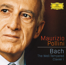 Bach, J.S.: The well-tempered Clavier/Maurizio Pollini