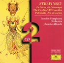 ストラヴィンスキー:管弦楽名曲集/London Symphony Orchestra, Claudio Abbado