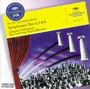 "Tchaikovsky: Symphonies Nos.4, 5 & 6 ""Pathétique""/Leningrad Philharmonic Orchestra, Kurt Sanderling, Yevgeny Mravinsky"