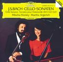J.S.バッハ:チェロ・ソナタ第1番~第3番/Mischa Maisky, Martha Argerich