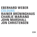 Colours/Eberhard Weber