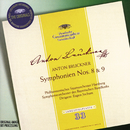 Bruckner: Symphonies Nos. 8 & 9/Philharmonisches Staatsorchester Hamburg, Eugen Jochum