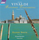 Antonio Vivaldi: Bassoon Concertos Vol. 5/Daniel Smith, Zagreb Soloists, Tonko Ninić