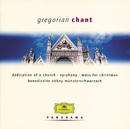 Gregorian Chant/Benedictine Abbey Choir of Munsterschwarzach, Pater Godehard Joppich