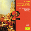 Elgar: Symphony No. 1; In the South; Pomp & Circumstance/Philharmonia Orchestra, Giuseppe Sinopoli