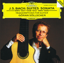 バッハ・ギター・トランスクリプション/Göran Söllscher