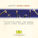 Saint-Saens: Le Carnaval des Animaux; Organ Symphony/Chicago Symphony Orchestra, Daniel Barenboim, Martha Argerich, Nelson Freire