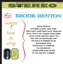 Songs I Love To Sing/Brook Benton
