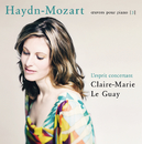 Haydn-Mozart-L'Esprit Concertant (Volume 3) (With Pdf Booklet)/Claire-Marie Le Guay