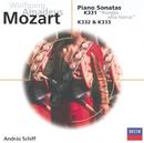 Mozart: Piano Sonatas K.331, 332 & 333/András Schiff