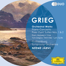 Grieg: Orchestral Works - Piano Concerto; Peer Gynt Suites Nos.1 & 2; From Holberg's Time; Two Elegiac Melodies; Lyric Suite/Gothenburg Symphony Orchestra, Neeme Järvi