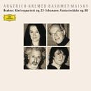 ブラームス:ピアノ四重奏曲第1番、シューマン:幻想小曲集作品88/Martha Argerich, Gidon Kremer, Yuri Bashmet, Mischa Maisky