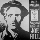 Songs And Letters Of Joe Hill/Mats Paulson
