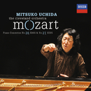 Mozart: Piano Concertos No.20 in D minor, K.466 & No.27 in B flat, K.595/Mitsuko Uchida