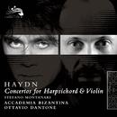 ハイドン:チェンバロとヴァイオリンのための協奏曲/Stefano Montanari, Ottavio Dantone, Accademia Bizantina