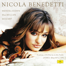 Mendelssohn Violin Concerto/Nicola Benedetti