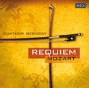 モーツァルト:レクイエムSQバン/ド/Quatuor Debussy