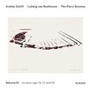ベートーヴェン:ピアノ・ソナタ集 Vol.3/András Schiff