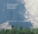 3 And 4/Wolfgang Puschnig