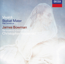 Vivaldi: Stabat Mater; Concerto in G minor; Nisi Dominus/James Bowman, The Academy of Ancient Music, Christopher Hogwood