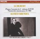 Schubert: Piano Sonata In C minor, D958; 6 Moments Musicaux, D.780/Alfred Brendel