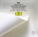 Ives: Symphony No.4; Central Park in the Dark; Three Places in New England/Boston Symphony Orchestra, Seiji Ozawa