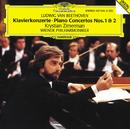 ベートーヴェン:ピアノ協奏曲第1番・第2番/Krystian Zimerman, Wiener Philharmoniker