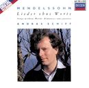 Mendelssohn: Lieder ohne Worte/András Schiff