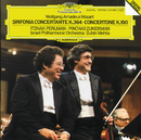 モーツァルト:協奏交響曲・コンチェルトーネ/Itzhak Perlman, Pinchas Zukerman, Israel Philharmonic Orchestra, Zubin Mehta