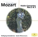 Mozart: Violin Concertos Nos. 2 & 3; Adagio KV261; Rondos KV269 & 373/Berliner Philharmoniker, Wolfgang Schneiderhan