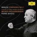 """Mahler: Symphony No.2 """"Resurrection""""/Wiener Philharmoniker, Pierre Boulez"""