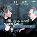 Beethoven: The Piano Concertos/Alfred Brendel, Wiener Philharmoniker, Simon Rattle