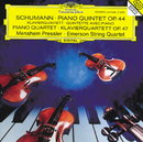 Schumann: Piano Quintet, Op.22; Piano Quartet, Op. 47/Emerson String Quartet, Menahem Pressler
