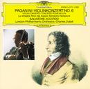Paganini: Violin Concerto No.6; Le streghe; Non più mesta; Sonata & Variationi/Salvatore Accardo, London Philharmonic Orchestra, Charles Dutoit