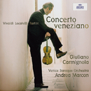 Concerto Veneziano/Venice Baroque Orchestra, Andrea Marcon, Giuliano Carmignola