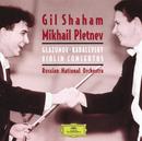 グラズノフ/カバレフスキー:ヴァイオリン協奏曲、他/Gil Shaham, Russian National Orchestra, Mikhail Pletnev