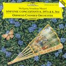 モーツァルト:協奏交響曲K.364、K297B/Orpheus Chamber Orchestra