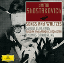 Shostakovich: Orchestral Songs/Sergei Leiferkus, Russian Philharmonic Orchestra, Thomas Sanderling