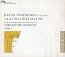 Haydn: Symphonies Vol.1/The Academy of Ancient Music, Christopher Hogwood