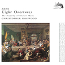 Arne: Eight Overtures/The Academy of Ancient Music, Christopher Hogwood