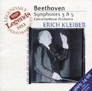 ベートーヴェン:交響曲第3番、5番/Royal Concertgebouw Orchestra, Erich Kleiber