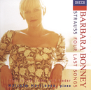 Strauss, R.: Four Last Songs/Barbara Bonney, Malcolm Martineau
