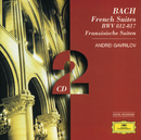 Bach, J.S.: French Suites/Andrei Gavrilov