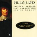 Lawes: Suites Pour 1 Et 3 Lyra Violes/Jonathan Dunford, Sylvie Moquet, Sylvia Abramowicz