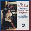 Plays The Benny Carter Songbook/Marian McPartland