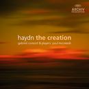 Haydn: The Creation/Sandrine Piau, Miah Persson, Ruth Massey, Mark Padmore, Peter Harvey, Neal Davies, Gabrieli Consort & Players, Paul McCreesh