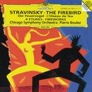 ストラヴィンスキー:<火の鳥><花火>、管弦楽のための4つの練習曲/Chicago Symphony Orchestra, Pierre Boulez