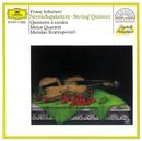 シューベルト:弦楽五重奏曲/Mstislav Rostropovich, Melos Quartet